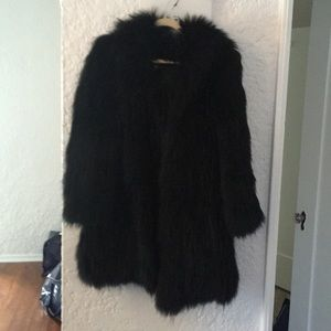 Isabel Marant black iconic Fur 2